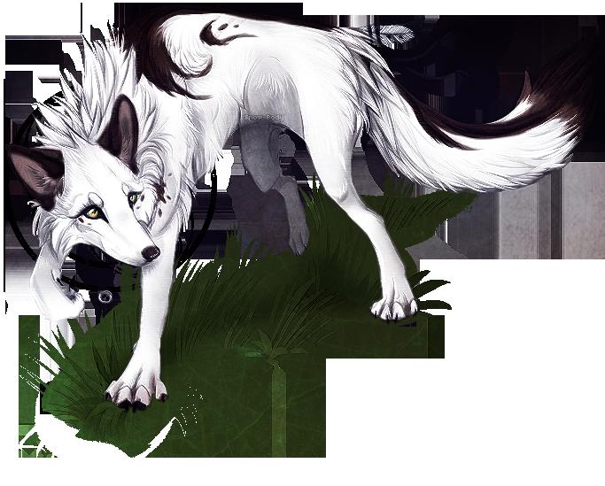 alpha wolf anime.