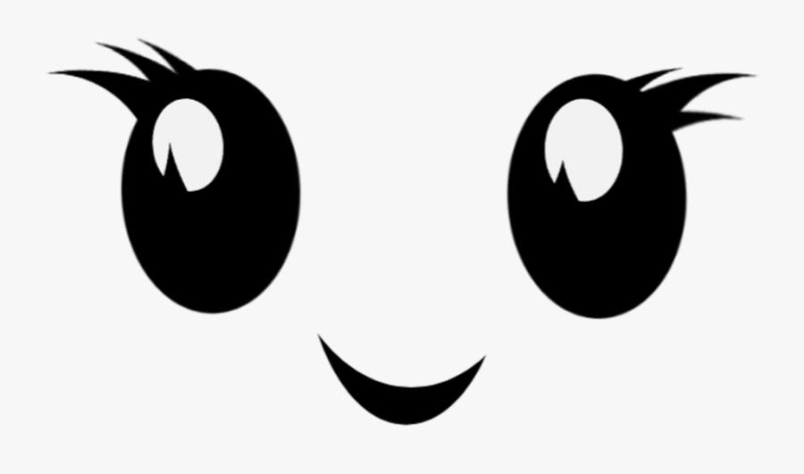 face #cute #eyes #mouth #cartoon My Drawing.