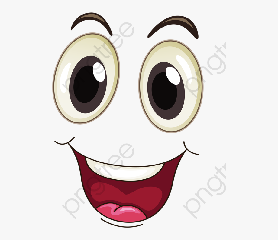 Happy Face, Face Clipart, Features, Expression Png.