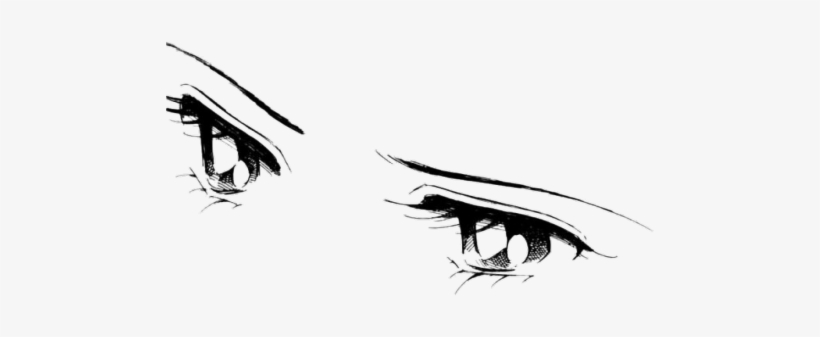 Anime Eyes Transparenttransparent Eyes Tumblr.