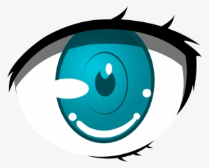 Anime Eyes PNG Images.