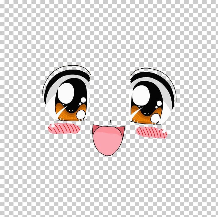 anime face png #7