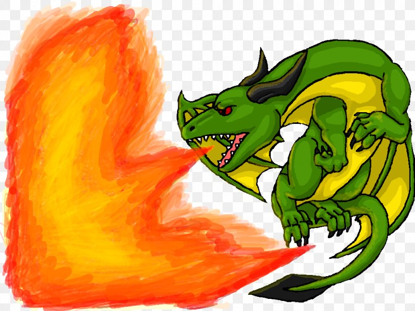 Fire Breathing Dragon Clip Art, PNG, 1024x768px, Fire.