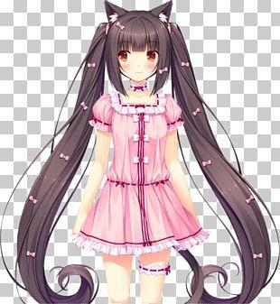 Anime Girl Neko PNG Images, Anime Girl Neko Clipart Free.