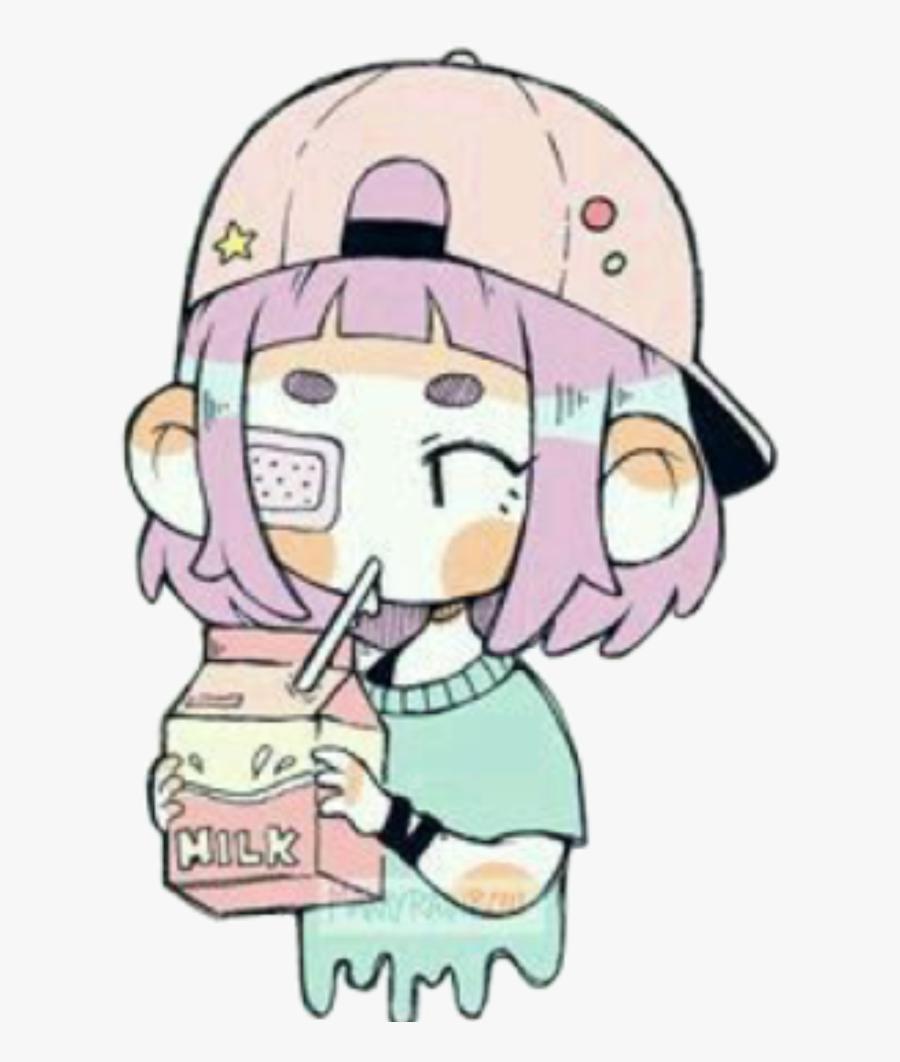 girl #tumblr #art #interesting #milk #cool #anime.