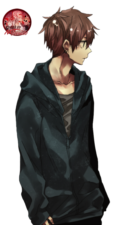 Download ANIME BOY Free PNG transparent image and clipart.