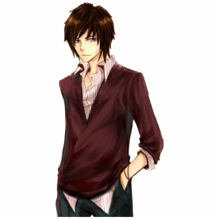 Anime Guy Png.