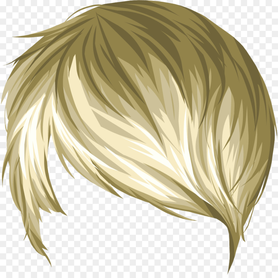 Free Anime Hair Transparent Background, Download Free Clip.