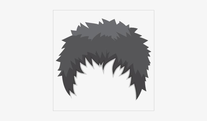 Anime Hair Png (+).