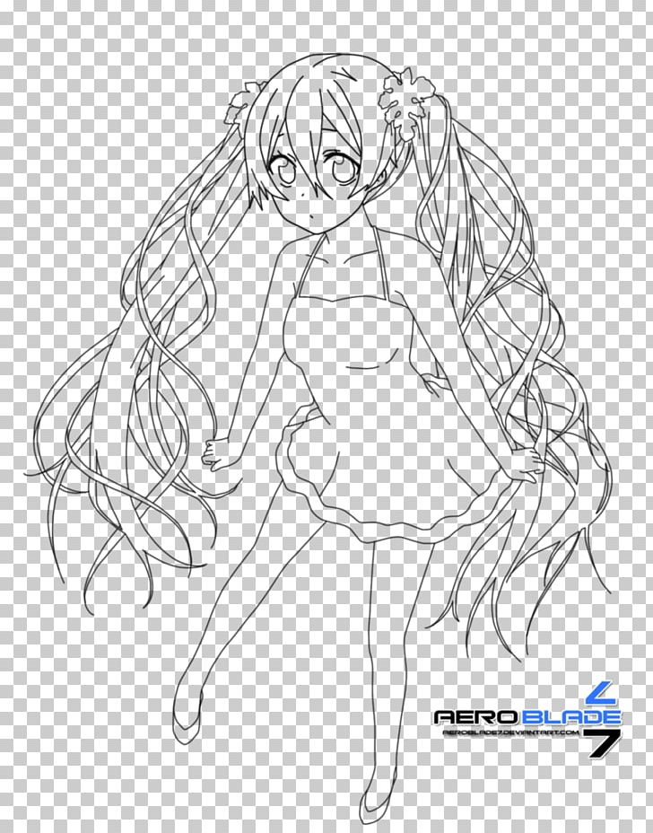 Line Art Sketch Drawing Illustration PNG, Clipart, Anime.