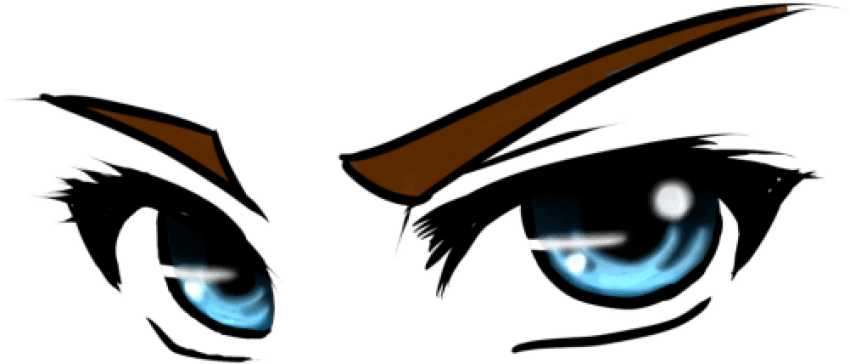 Anime Eyes Png.