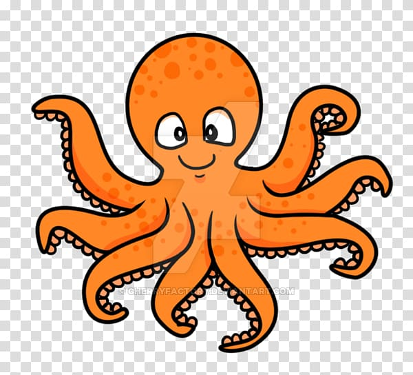 Octopus Cartoon , others transparent background PNG clipart.