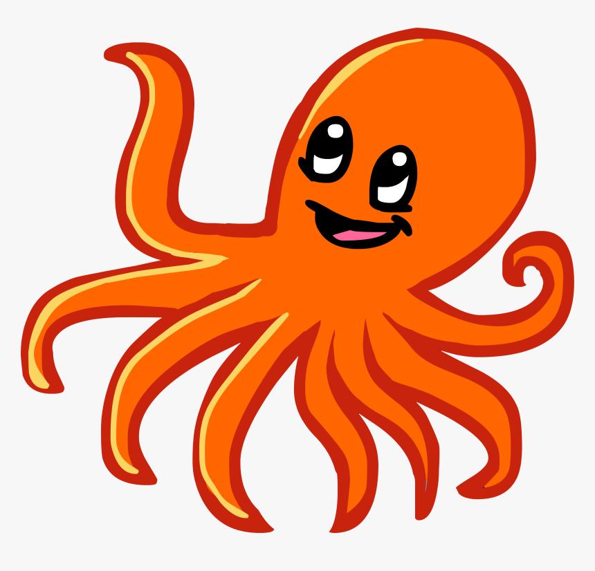 Octopus Png.