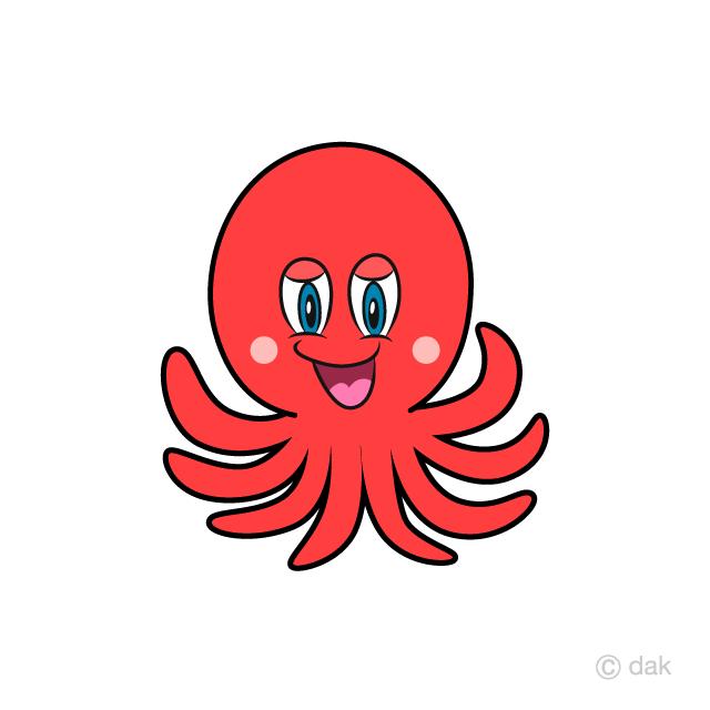 Octopus clipart cool cartoon, Octopus cool cartoon.