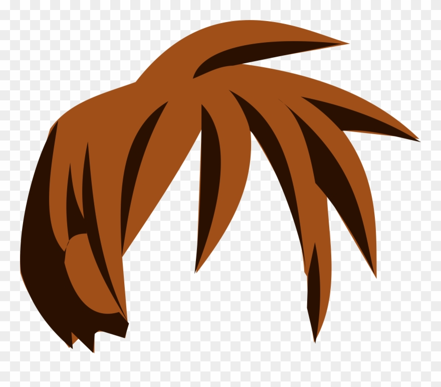 Download High Quality hair clipart anime Transparent PNG.
