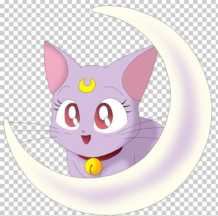 Cat Sailor Moon Chibiusa Luna Sailor Mercury PNG, Clipart.