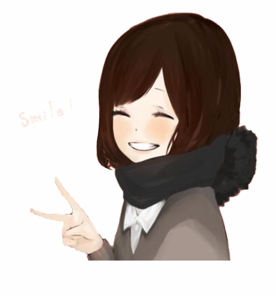 Girl Anime Png.
