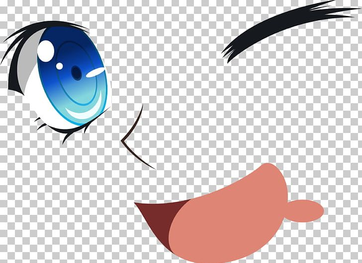 Eye Facial Expression Mouth Smile Face PNG, Clipart, Anime, Art.