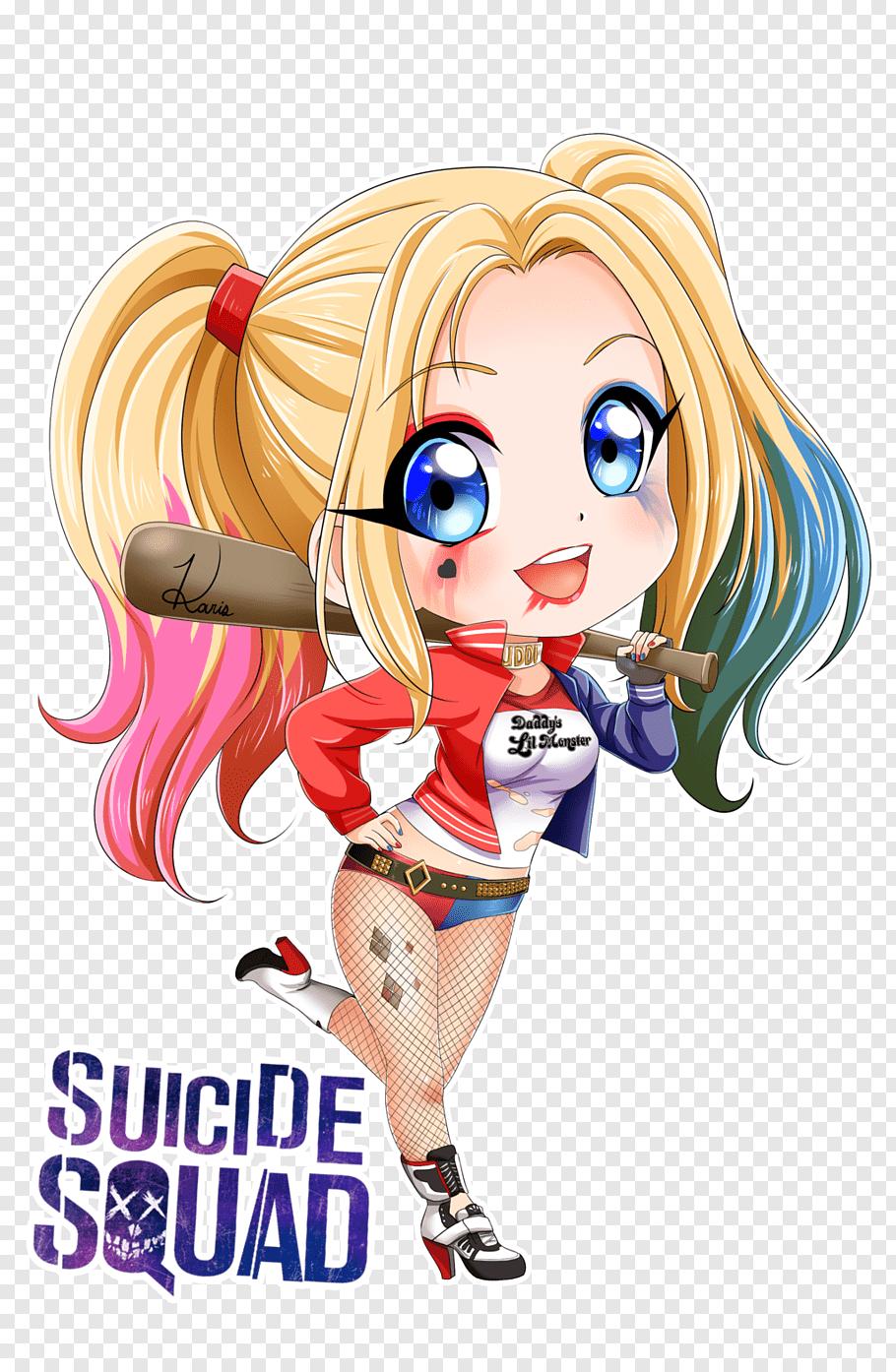 Suicide Squad Harley Quinn, Harley Quinn Joker Batman Poison.