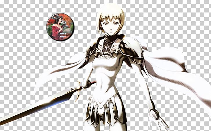 Priscilla Claymore Ophelia Anime Sword PNG, Clipart, Anime.