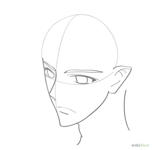 How to Draw an Anime Vampire: 9 Steps (with Pictures.