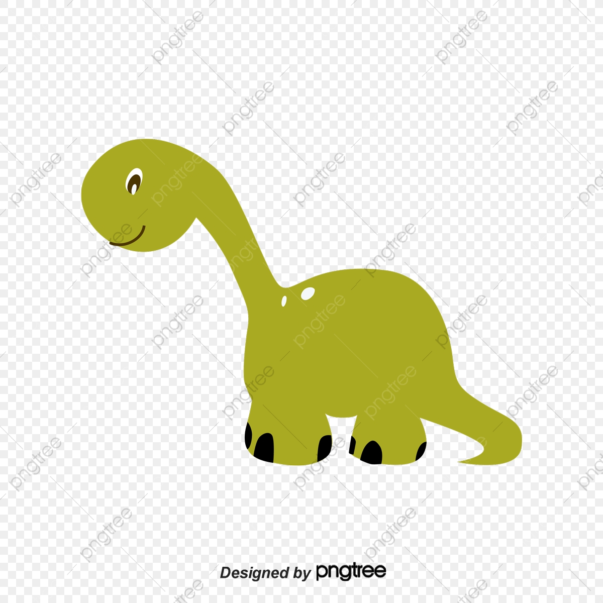 Blue Dinosaur Vector, Jurassic, Anime, Hand Painted PNG and Vector.