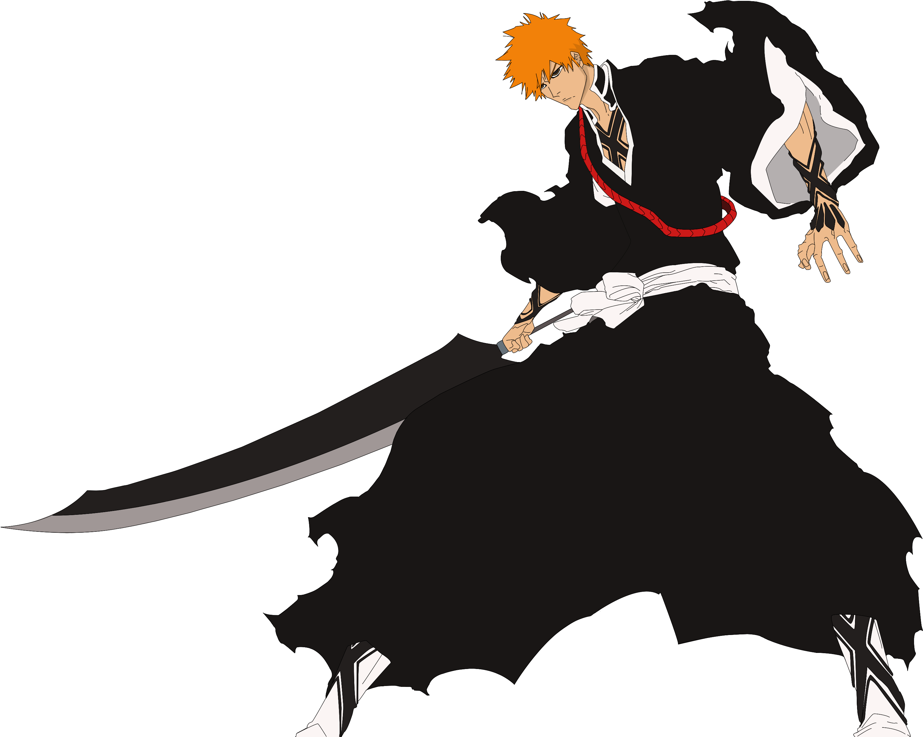 HD Anime Vector Png.