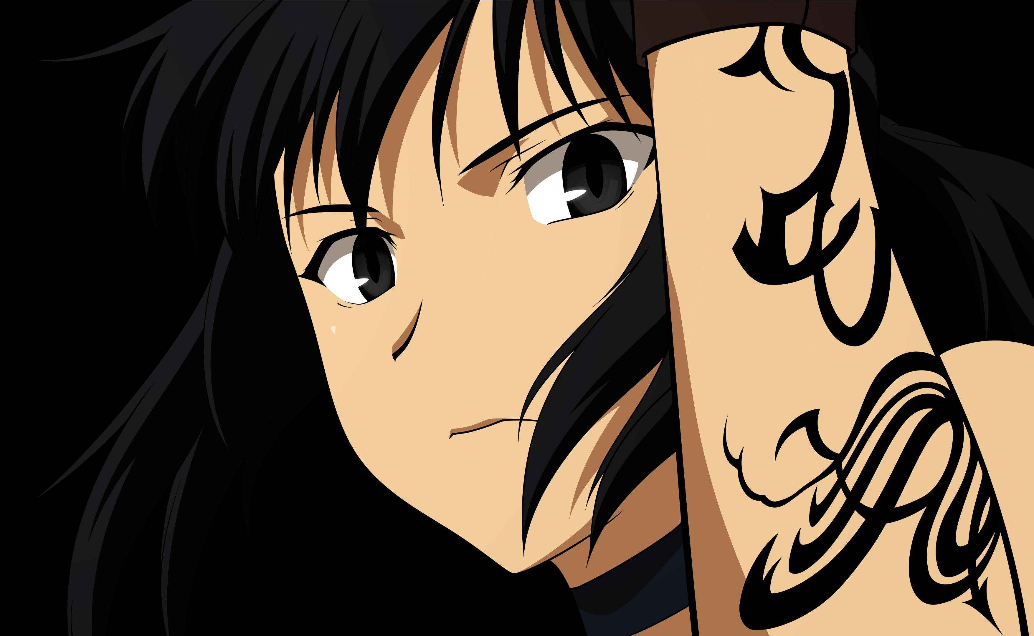 HD Canaan, Anime Vectors, Alshaya Alphard.