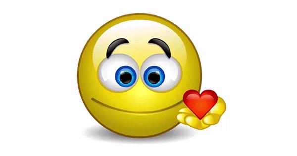 Animierte Smileys Whatsapp