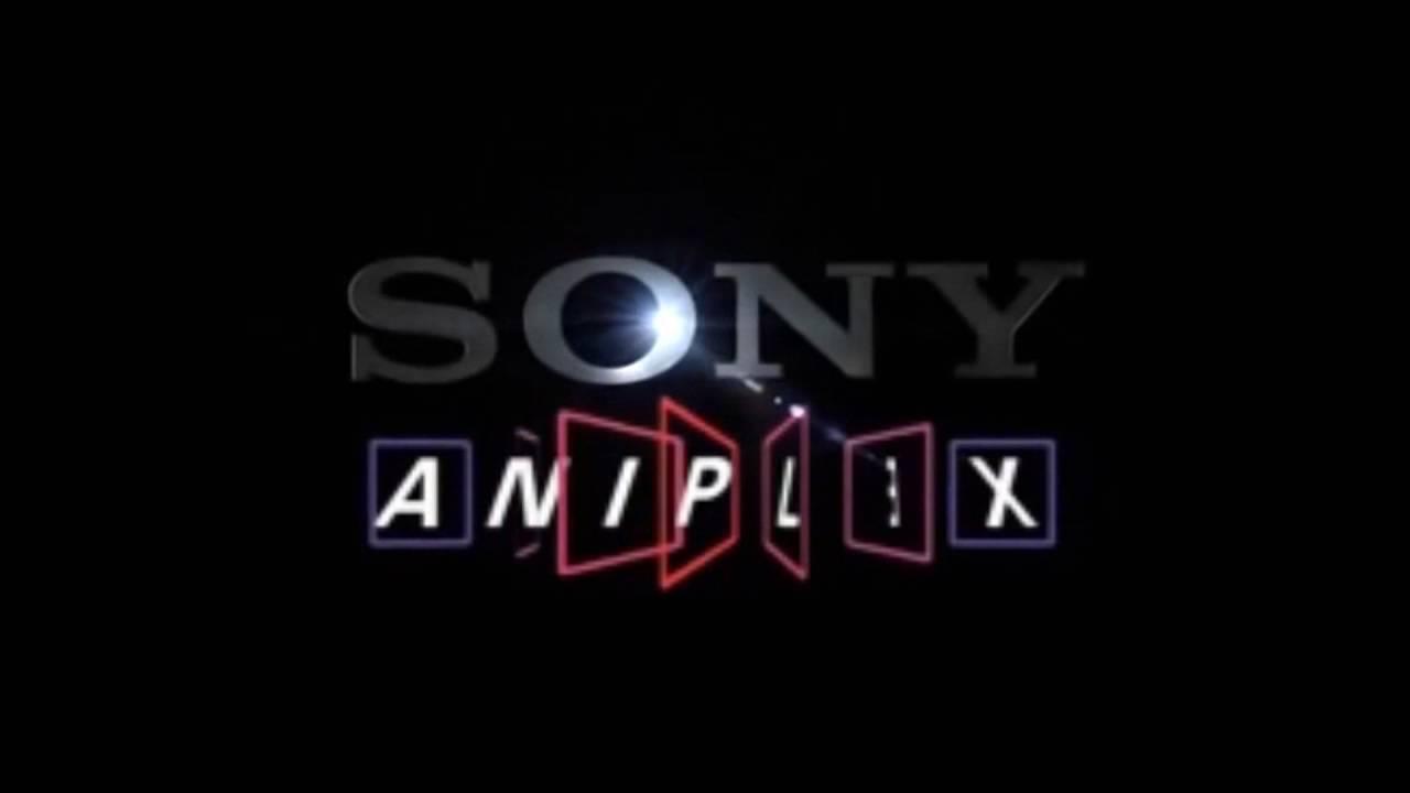 Sony and Aniplex logo.