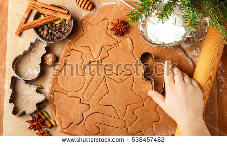 Pastry Cutter Stock Photos, Royalty.