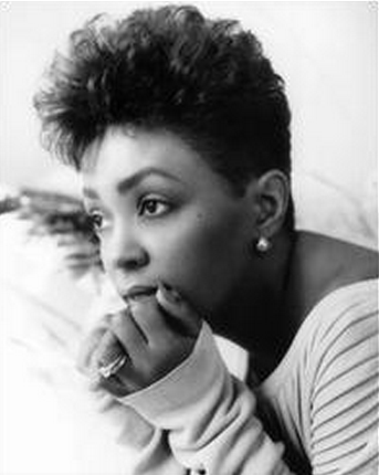 Anita Baker. I love the sound of her voice. Smooth and soulful.