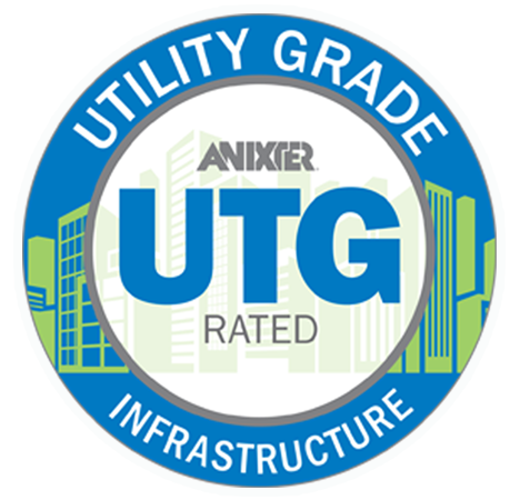 Anixter Utility Grade Infrastructure (UTG).