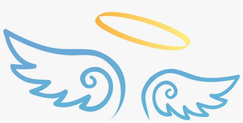 Halo Clipart Angel Wing.