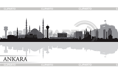 Skylines of the largest cities in the world.