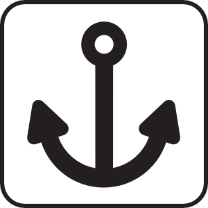 Ship Anchor Clip Art at Clker.com.