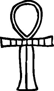 Ankh Clip Art Download.