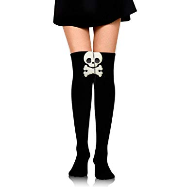 Halloween Skeleton Clipart Cute Ankle Stockings Over The.