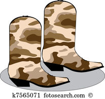 Ankle boots Clipart Vector Graphics. 281 ankle boots EPS clip art.