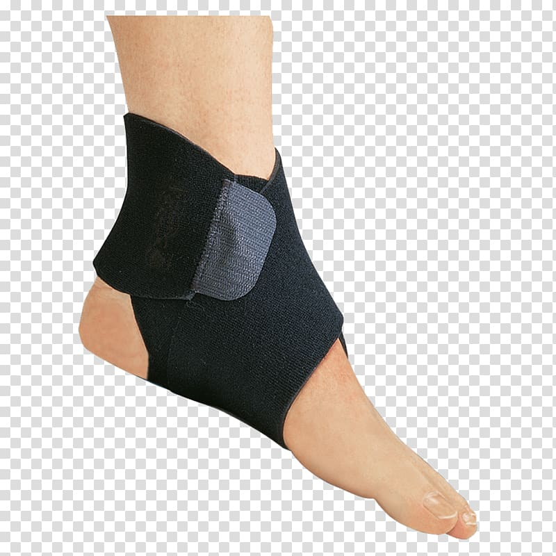 Ankle brace Human leg Foot Knee, others transparent.