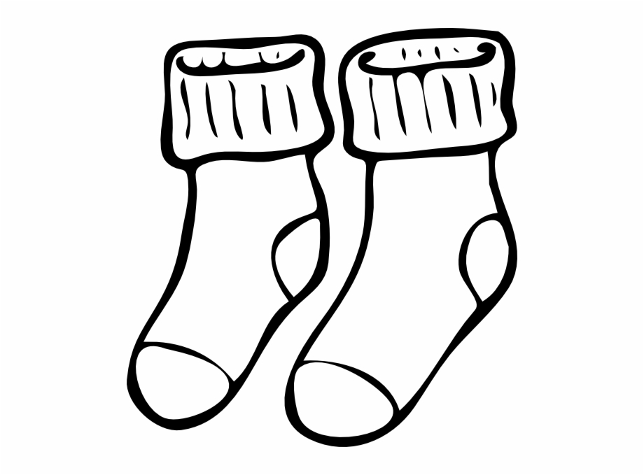 Clip Art Black And White Download Red Ankle.