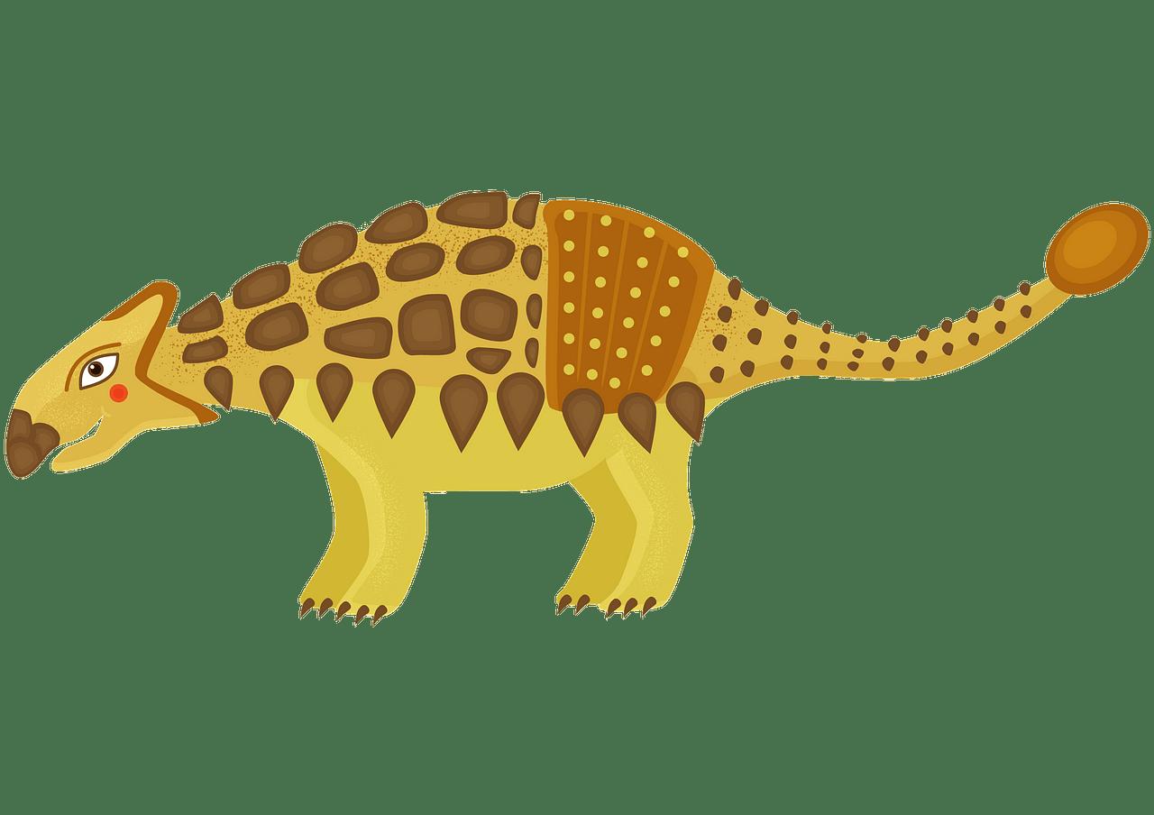 Ankylosaurus clipart. Free download..
