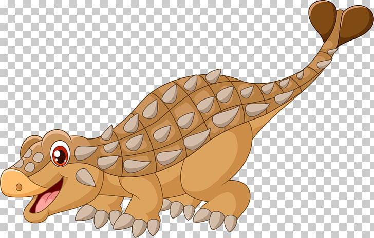 Ankylosaurus Dinosaur , animals dinosaur PNG clipart.