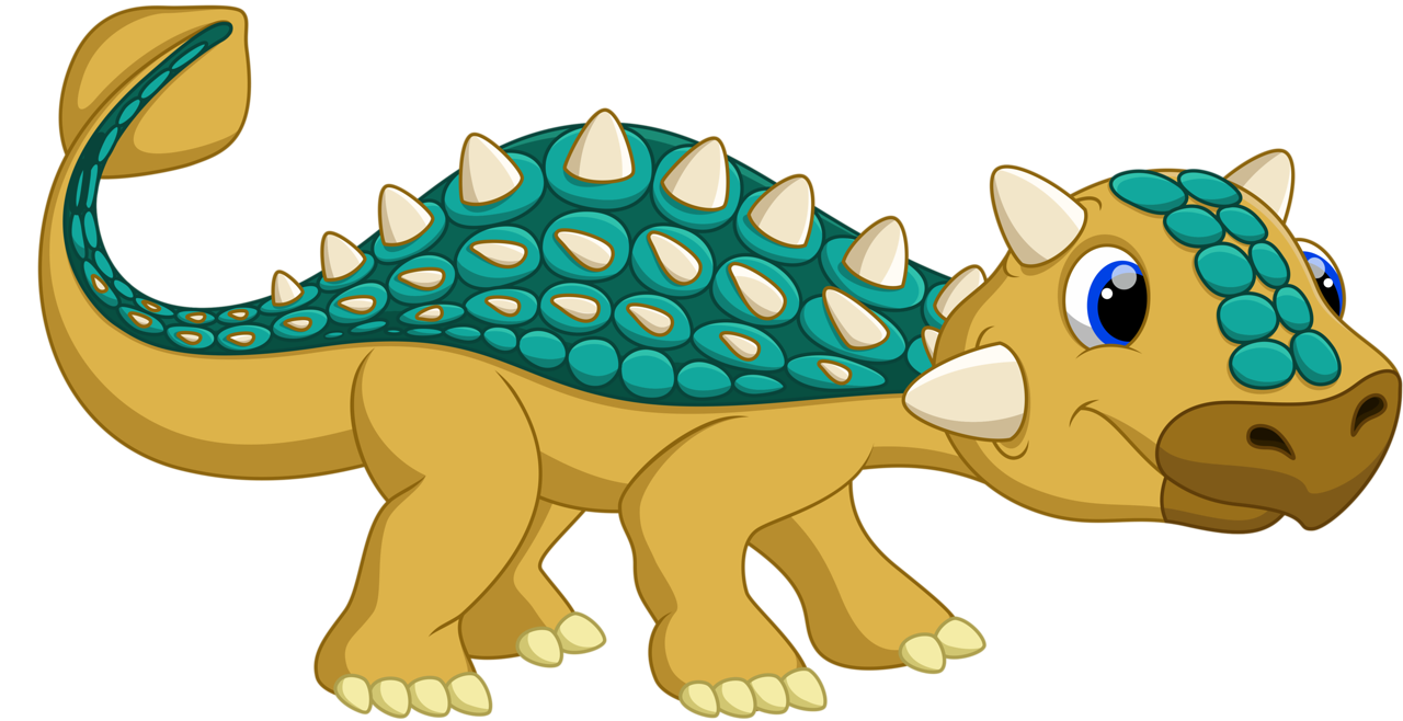 Clipart dinosaur ankylosaurus, Clipart dinosaur ankylosaurus.