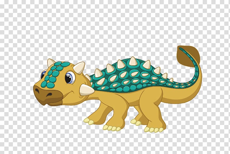 Dinosaur Ankylosaurus Euoplocephalus Guanlong Tyrannosaurus.