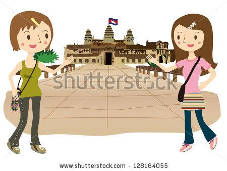 Angkor Wat Stock Vectors, Images & Vector Art.