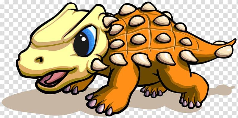 Ankylosaurus Dinosaur Ankylosauria Eurasian golden oriole.