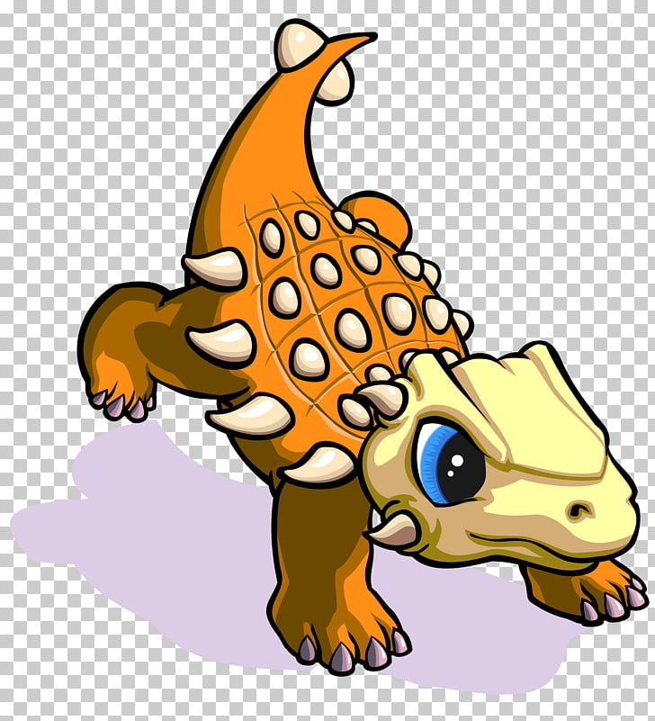 Ankylosaurus Ankylosauria Tyrannosaurus Dinosaur , dinosaur.
