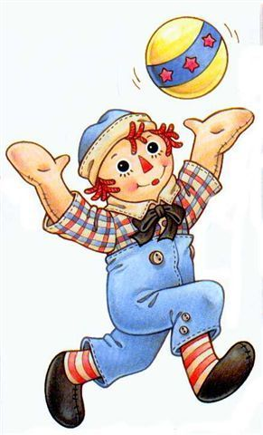 1000+ images about ღ Clipart ~ Raggedy Ann & Andy ღ on Pinterest.