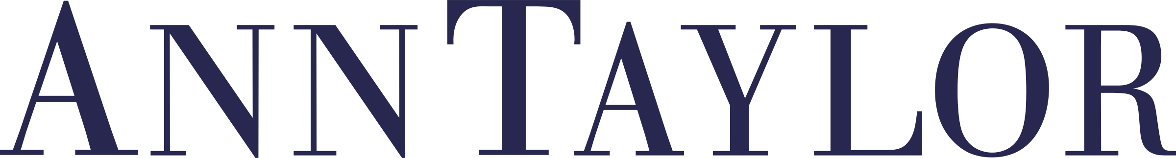 ANN TAYLOR 1 Logo PNG Transparent & SVG Vector.